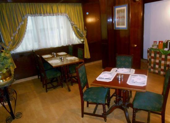 Concorde Hotel: Restaurangen