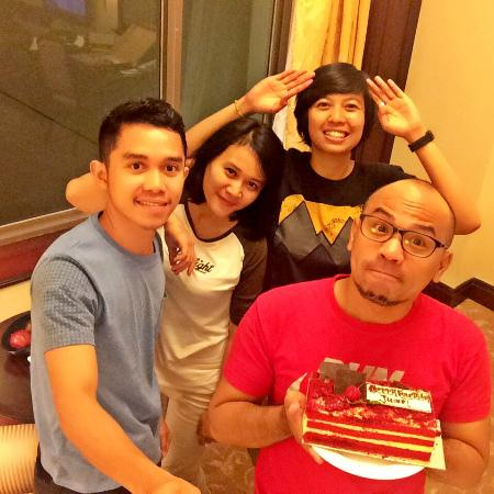 Shangri-La Hotel Jakarta: Little Birthday Party