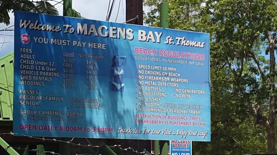 Los precios de Magens Bay