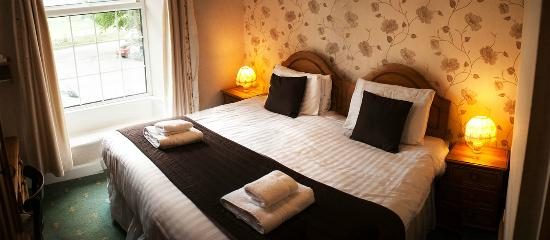 Fat Lamb Country Inn and Restaurant: Comfy rooms