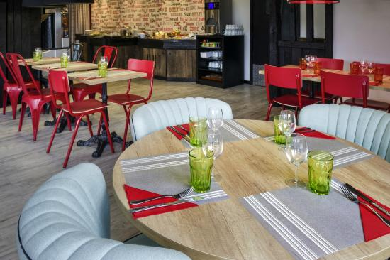 restaurant convivial ibis styles Chartres