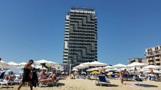 Hotel Burgas Beach Sonnenstrand Bulgarien