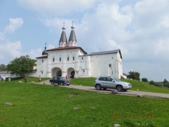 Ferapontovo, Russland: Ферапонтово, уникальный памятник архитектуры и искусства фресок
