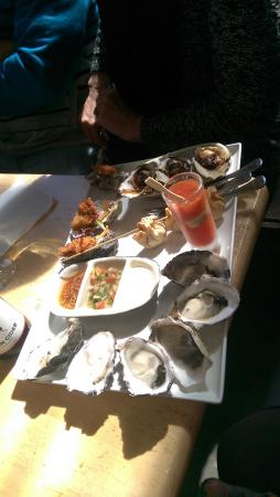 Get Shucked Oyster: Multiple Selection