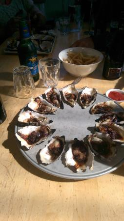 Get Shucked Oyster: Kilpatrick