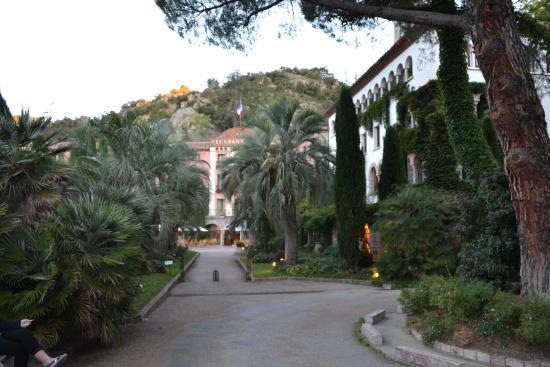 Molitg-les-Bains, Γαλλία: grand hotel motlig-les-bains