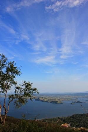 Sentani, Indonesien: the blue sky