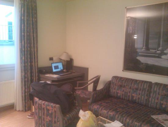 Posthaus Hotel Residenz: Chambre