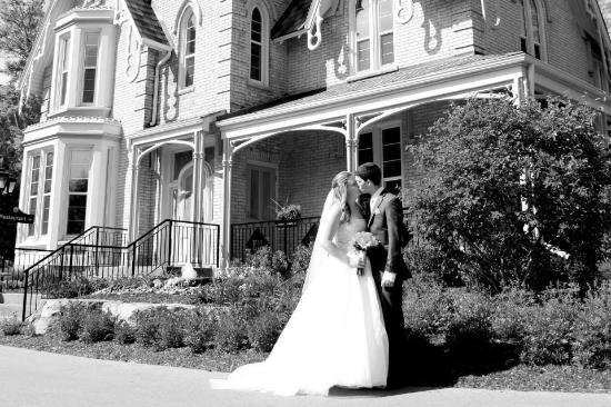 Ingersoll, Καναδάς: Elm Hurst Inn Wedding