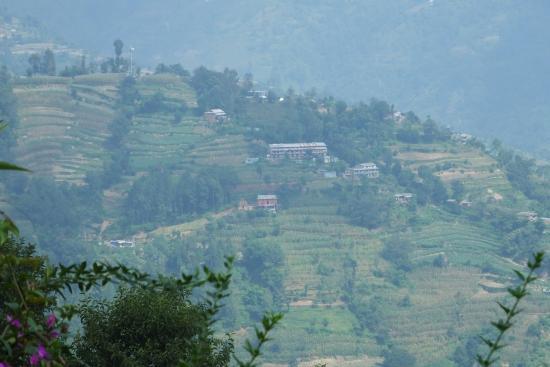 Mirabel Resort Hotel Pvt. Ltd.: View from hotel