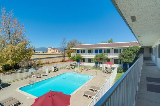 Motel 6 Redding North : Pool