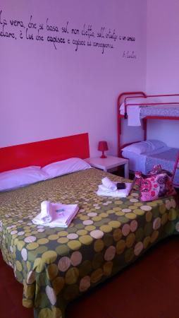 Liola Bed & Breakfast Palermo: 4bed room