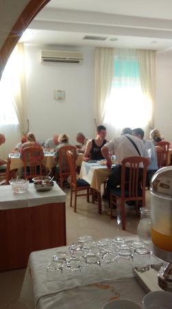 Hotel Metkovic: restoran za doručak
