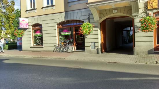 Wolsztyn, Polen: Wejście