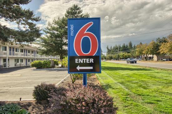 Motel 6 everett north wa omd men och prisj mf relse for Motel one wellness