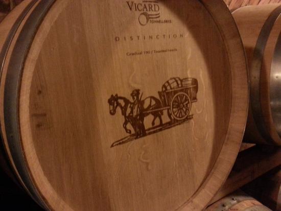 Hotel Madl: the wine cellar