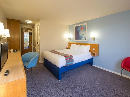 Burton, UK: Double room