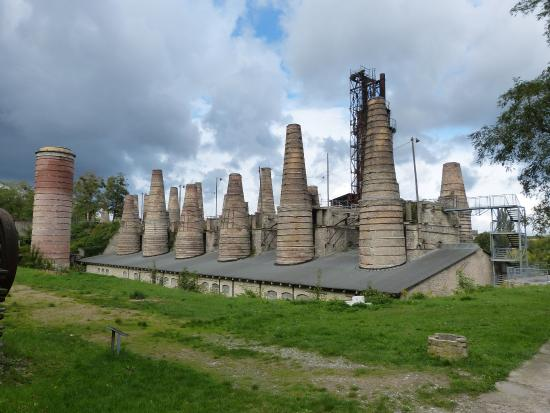 Museumspark Rüdersdorf: Schachtofenbatterie