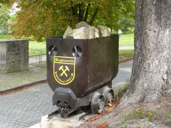 Museumspark Rüdersdorf: Lore