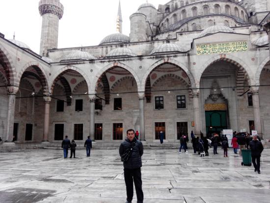 blue mosque istanbul - Picture of Hagia Sophia Museum ...
