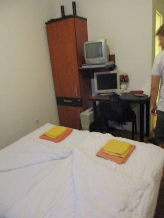 Penzion Pod Lipo: room