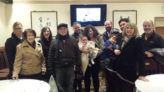 Pelican Restaurant : A Very Happy Family