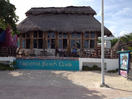 Nacional Beach Club & Bungalows: Nacional Beach Club
