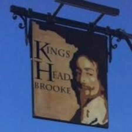The King's Head Brooke: Excellent Eatery!