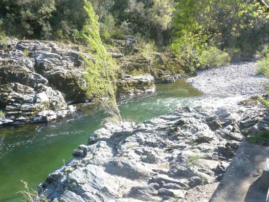 Camping Les Gorges de L'herault