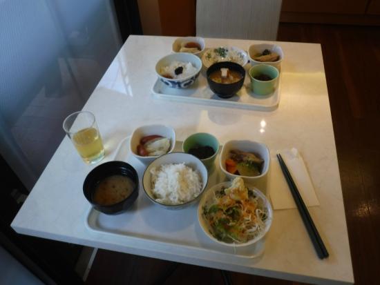 Super Hotel Ishigakijima: 無料の朝食
