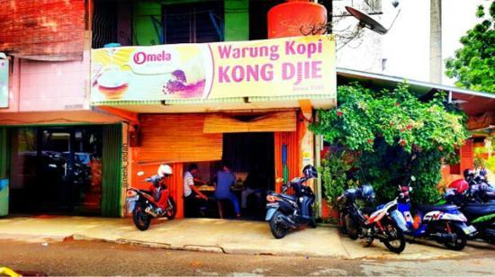 Warung Kopi Kong Djie