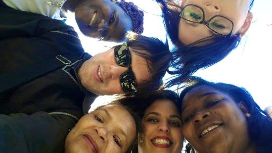 Addo, Zuid-Afrika: Chrislin staff