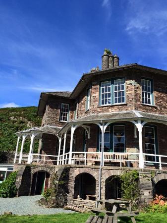 Loughrigg, UK: YHA Langdale