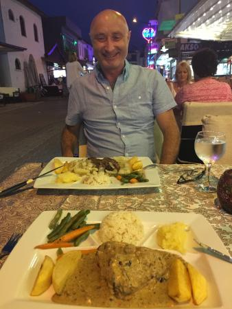Ramazan Han: Steak Diana