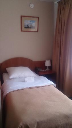Vostok Hotel: Одноместный номер