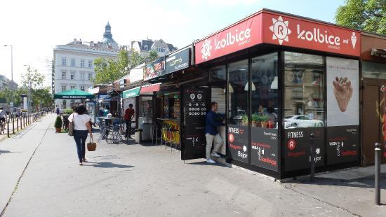 Reinpold's KOLBice - Arany János utca