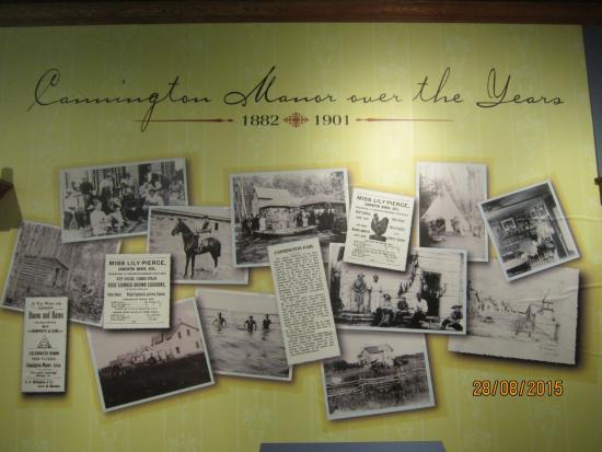 Cannington Manor Provincial Park : Photos 1882-1902