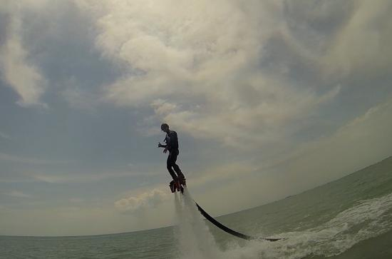 Find A Way Flyboarding