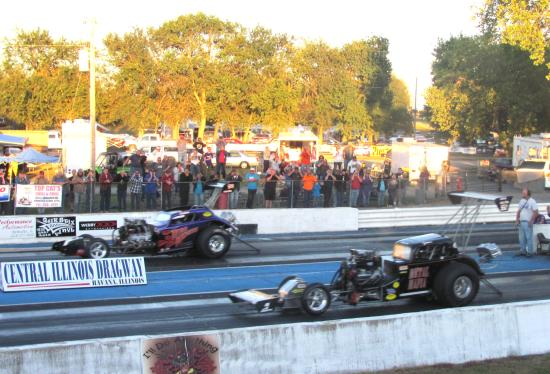 Central Illinois Dragway: Central Ills Fall Nostalgia event..,.10