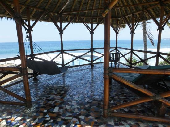 Villa Arjuna: Relaxen mit Meerblick