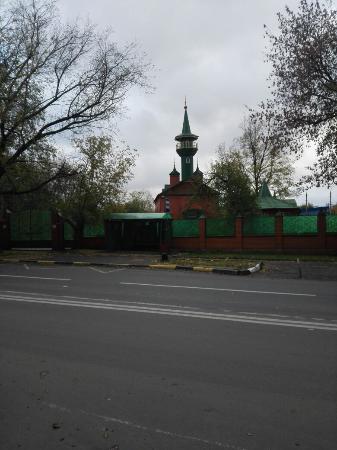 Imam Ravil Mosque