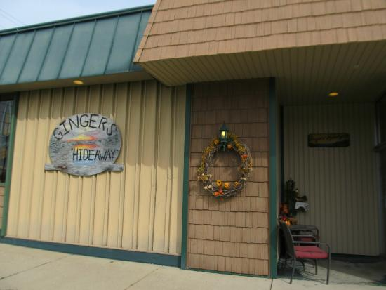 Horicon, WI: good food behind this plain facade