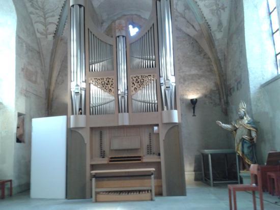 Musee d'histoires de Diekirch: Les orgues