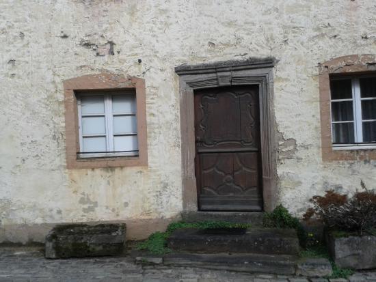 Musee d'histoires de Diekirch: Vieille maison dans le voisinage