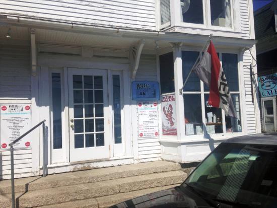 Harbor Cafe, Stonington, ME