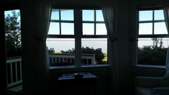 McDaniel, MD: room with a view