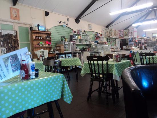 Woodlands Tea Room Devil S Bridge
