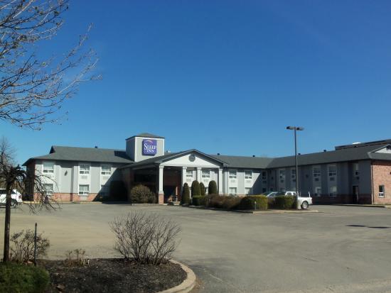 Sleep Inn: Great Hotel