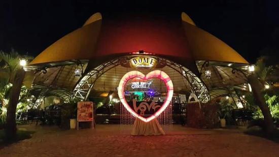 Bar B Q Dome