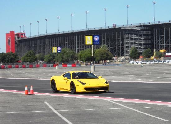 Exotics Racing - Los Angeles : In Action